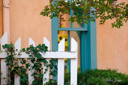 santafe newmexico adobe ivy stucco southwest southwestern usa