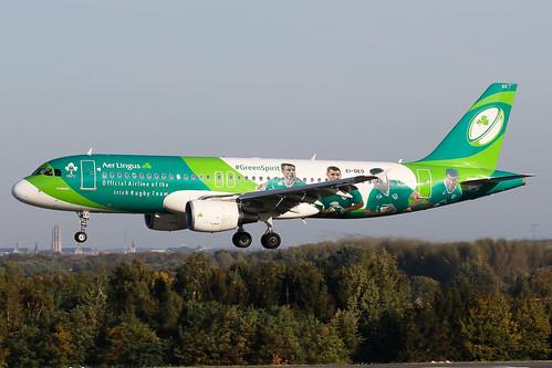 Aer Lingus - Airbus A320-214 - EI-DEO   by Jesse Vervoort