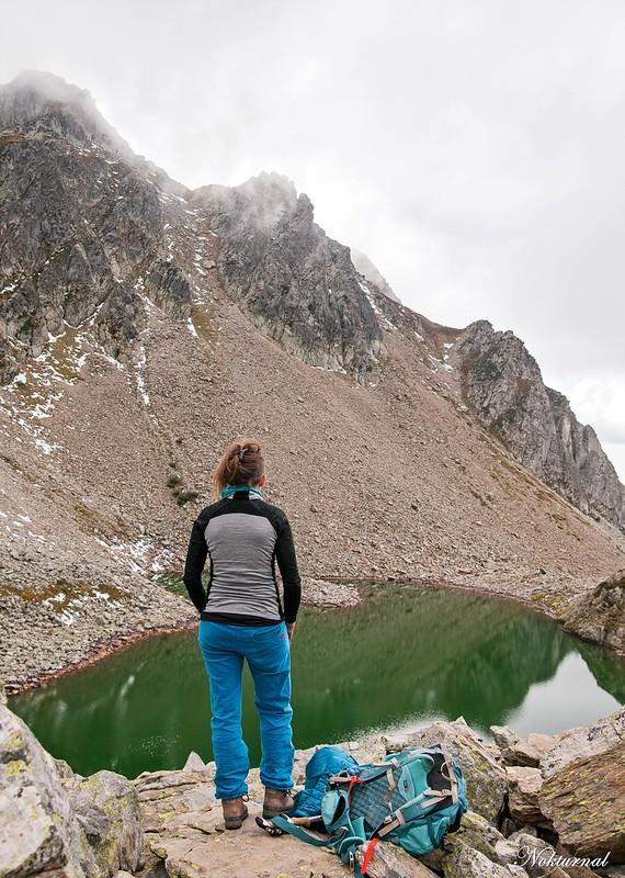 Claire au lac de la Folle (aucun lien)