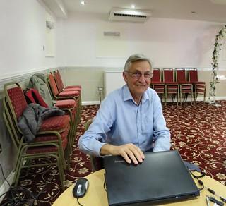 John Hinshelwood - Haringey First World War Peace Forum (HFWWPF)