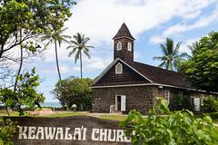 Church at Maluaka Beach Maui Hawaii