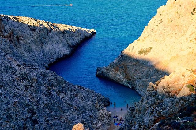 Seitan Limani Creta Grecia