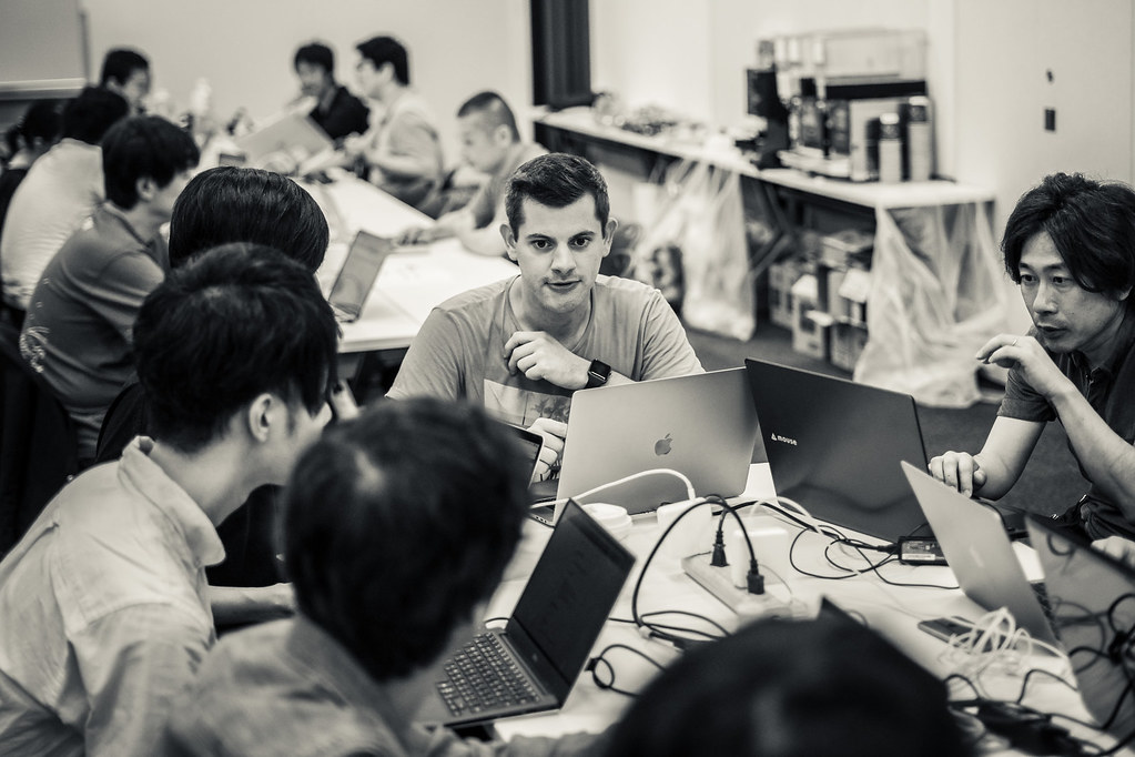WordCamp Tokyo 2018 Contributor Day