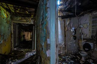 Corridor | by hmltnangel
