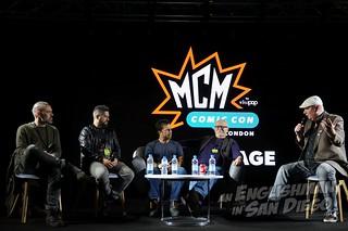 mcmLDN18 - MCM London Comic Con Winter 2018 (Photo Gallery 223 - Caroline Sultana)   by An Englishman In San Diego