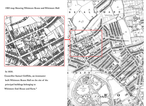 WHITMORE HALL | by Lost Wolverhampton
