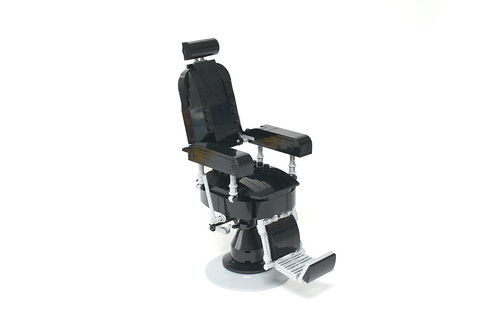 Lego the barber shop chair Project - atana studio | by Anthony SÉJOURNÉ