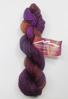Mtn Colors Twizzlefoot Sock Snapdragon | by Fluffykira