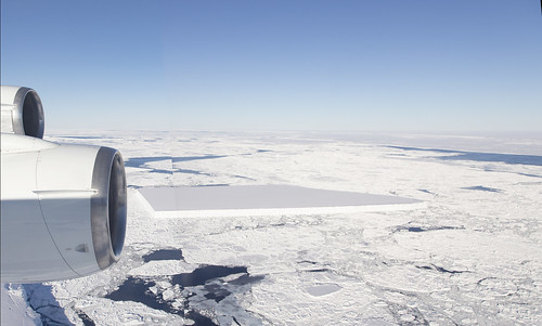 Tabular Iceberg Panorama   by NASA ICE