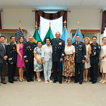 Thu, 09/20/2018 - 13:47 - On Thursday, September 20, 2018, the William J. Perry Center for Hemispheric Defense Studies honored General Salvador Cienfuegos Zepeda, Secretary of National Defense of Mexico, and Escola Superior de Guerra (ESG), National War College of Brazil, with the 2018 William J. Perry Award for Excellence in Security and Defense Education. Named after the Center's founder, former U.S. Secretary of Defense Dr. William J. Perry, the Perry Award is presented annually to individuals who and institutions that have made significant contributions in the fields of security and defense education. From the many nominations received, awardees are selected for achievements in promoting education, research, and knowledge-sharing in defense and security issues in the Western Hemisphere. Awardees' contributions to their respective fields further democratic security and defense in the Americas and, in so doing, embody the highest ideals of the Center and the values embodied by the Perry Award.