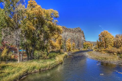 granby sky trees nature scene scenic landscape colors fall grandby colorado river