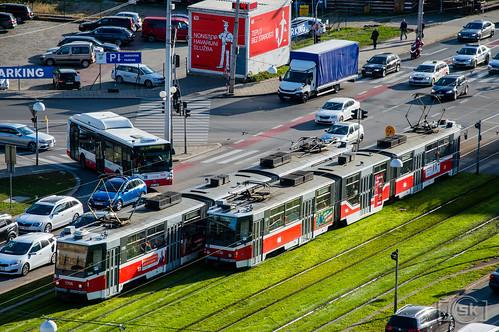 ČKD Tatra KT8D5R.N2   by Slobodan Kostić