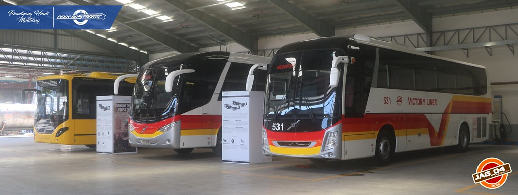 VOLVO Buses Philippines Product Line Up New VOLVO B8R LE