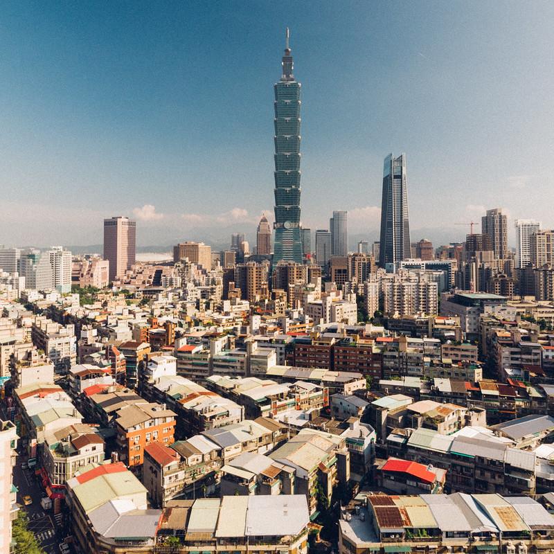 Taipei 101|台北