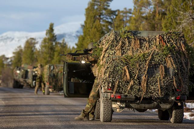 NATO-Großübung Trident Juncture 2018