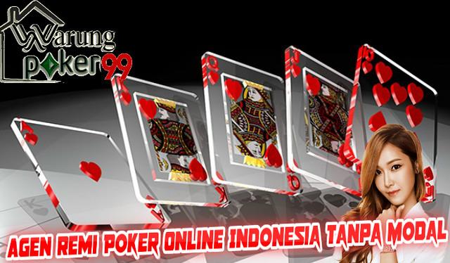 Agen Remi Poker Online Indonesia Tanpa Modal Warungpoker Flickr