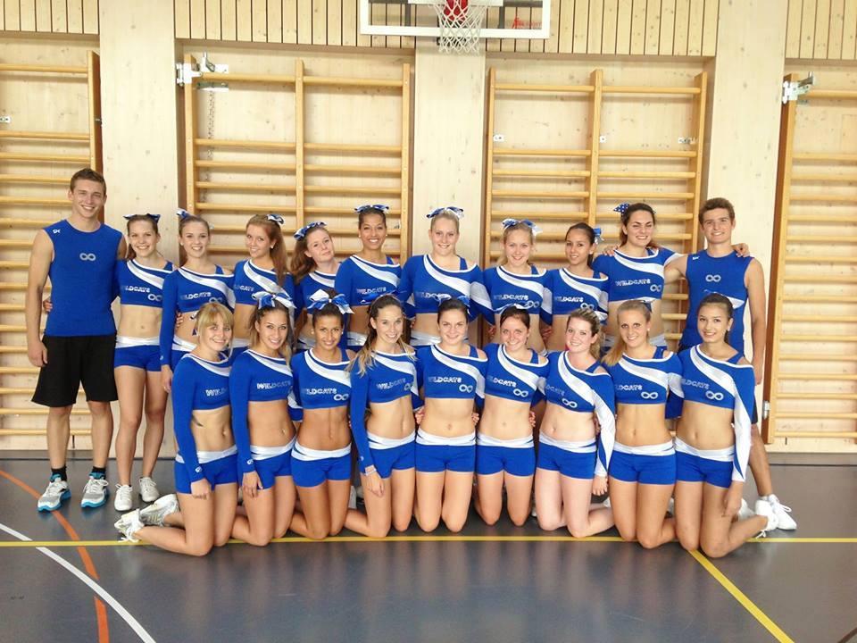 Luzern Wildcats Season 3 13/14