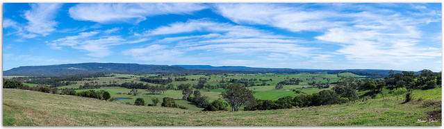 Dairy Farming Country