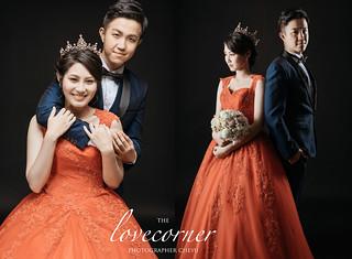 柔美的微笑征服浪漫的婚紗影像|jieli婕莉禮服 | by Cheyu Image