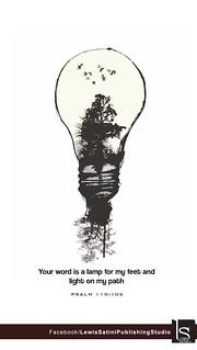 Psalm 119:105 - Lamp