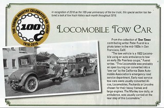 Locomobile Tow Truck | by thefryeguy