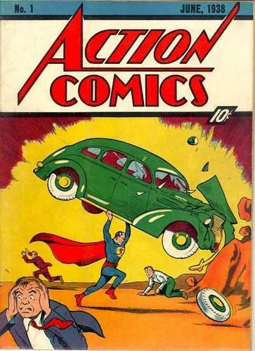 Action Comics #1 | by j_philipp