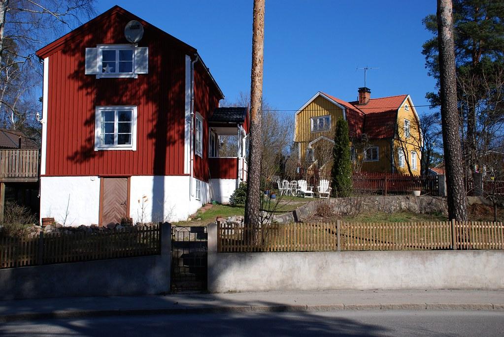 Swedish Homes Stockholm Sweden Stereotypical