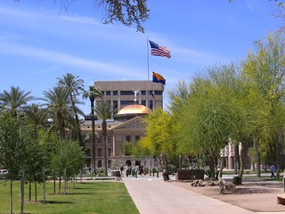 Arizona Capitol | by neepster