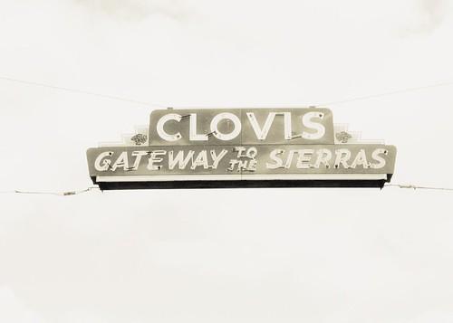 Clovis, Gateway to the Sierras