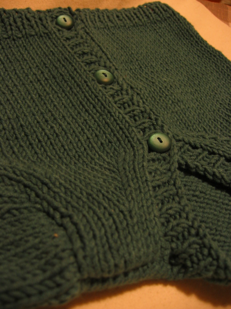 Baby sweater 11 | The Bees | Flickr