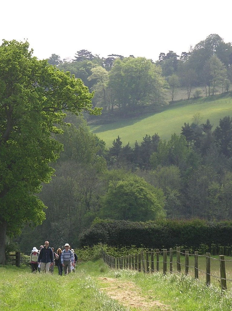 Book 3, Walk 22, Balcombe Circular 5 May '07