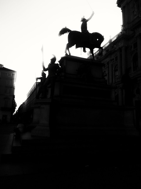 Piazza Re Umberto I - Torino