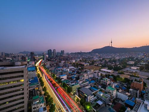 Good morning Seoul | by wonglp
