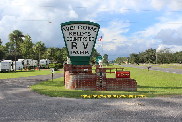 TAOW Kellys Countryside RV Park