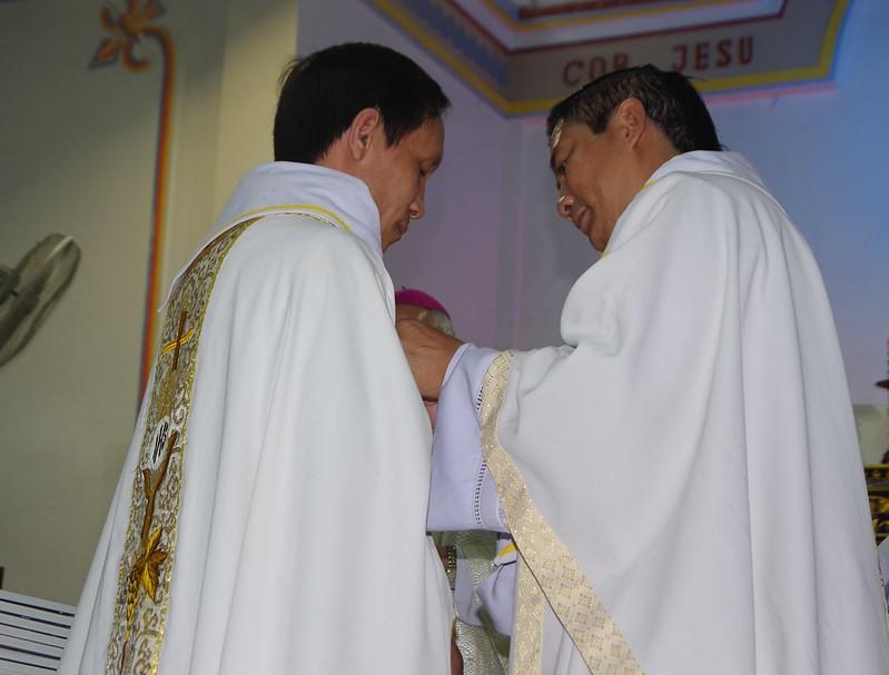 Lễ ra mắt TNTT xứ  đoàn Đa Minh Tân Phong, QB (3)
