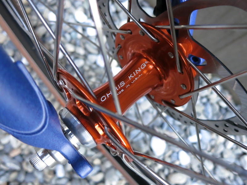 SURLY Midnight Special Stone Blue Chris King Hub