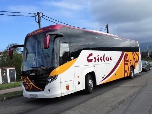 Crisbus Scania Touring | by Sanrabus
