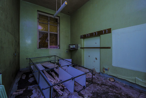 Treatment Room | by hmltnangel