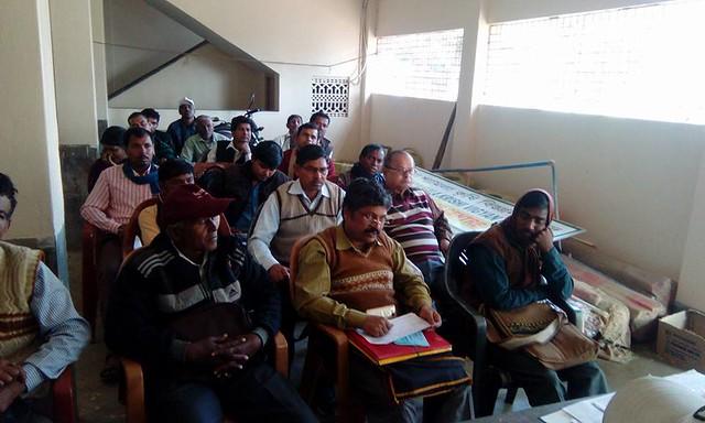 Meeting for CFLD and Seed Hub at Sasya Shyamala Kvk