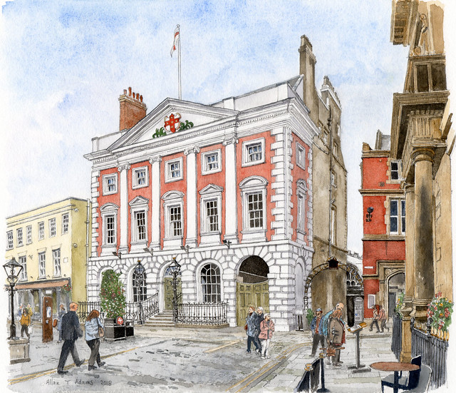 Mansion House, St Helen's Square, York