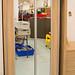 Lisbon two door sliding wardrobe oak laminate E300 ex demo
