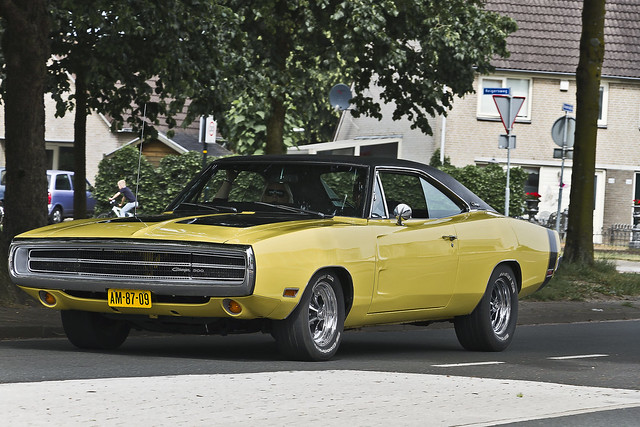 Dodge Charger 500 1970 (2742)