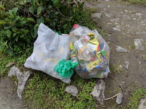 please pick up your trash and spare some thought for the nature | by ric03uec