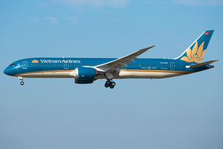 Vietnam Airlines B787-9 VN-A868 | by wapo84