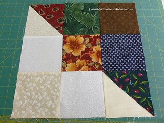 Carolina Hurricane Quilts Project at FromMyCarolinaHome.com | by Carole @ From My Carolina Home