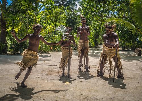 Taka village kastom welcome | by EssjayNZ