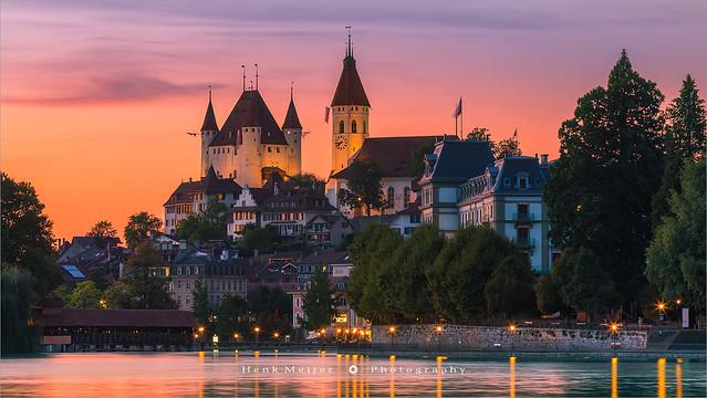 Thun Castle - Switzerland