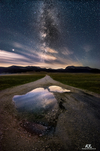 Via Lattea / Milky Way 2018: Campo Felice