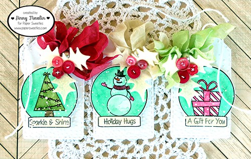 Snow Time Tags