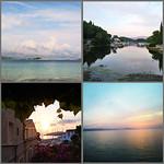 4 views from Korčula